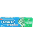 Oral B Toothpaste Complete Mouthwash & Whitening 100ml