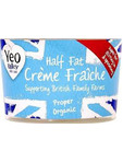 Yeo Valley Half Fat Creme Fraiche 200g