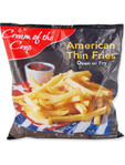 Cream Of The Crop American Thin Fries 680gr