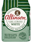 Allinson Very Strong White Flour 1.5kg
