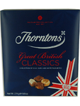 Thorntons Great British Classics 274g