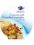 Delphi Cousocus With Chargrilled Vegetables 170g