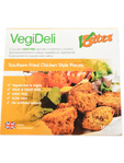 Vegi Deli Southern Fried Chicken Style Pieces 150g