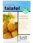 Just Wholefoods Organic Falafel 120gr