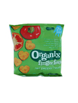 Organix Fingerfoods Red Pepper Hearts 20gr