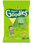 Organix Goodies Cheesy Pea Snaps 4x15g