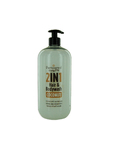 Pampered 2 In 1 Hair & Body Wash Coconut 1lt