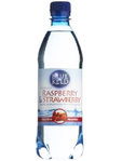 Blue Keld Raspberry & Strawberry Sparkling Water 500ml