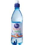 Blue Keld Peach & Apple Water 0.5lt