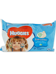 Huggies Every Day Wipes X56