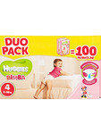 Huggies Bimba Duo Pack 4 7-18kg