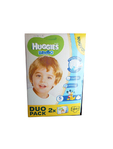 Huggies Bimbo 5 Duo Pack X84