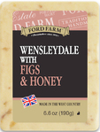 Ford Farm Wensleydale W/figs & Honey 190g