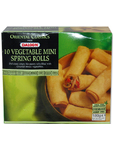 Daloon Mini Vegetable Spring Rolls X10