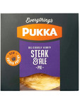 Pukka-pies Peppered Steak Pie 190g