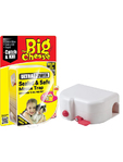 Big Cheese Sealed Safe Mouse Trap