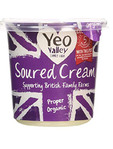 Yeo Valley Low Fat Soured Cream 227g
