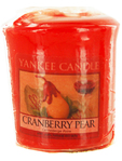 Yankee Candle Sampler Cranberry Pear
