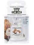 Yankee Car Jar Soft Blanket