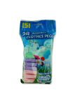 151 24 Jumbo Clothes Pegs