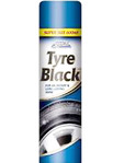 Car Pride Tyre Black 600ml