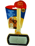 Pride & Groom Double Pet Grooming Brush