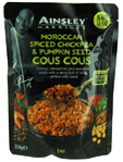 Ainsley Moroccan Spiced Chickpea & Pumpkin Seed Cous Cous 250g