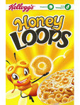 Kellogg's Honey Loops 375g