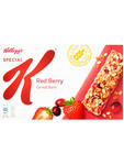 Kellogg's Cereal Bar Red Berry 21.5gr