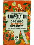 Heath & Heather Organic Supportive Root Remedy Tea X20