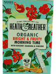 Health & Heather Organic Morning Time Tea X20