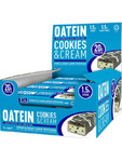 Oatein Cookies & Cream Protein Bar 60g