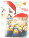 Choc Advent & Gift Puzzle Minions 80g