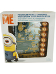 Choc & Tin Notebook Minions