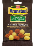 Branston Cheese & Pickle Coated Peanuts 120g