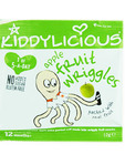 Kiddylicious Apple Fruit Wriggles 12g
