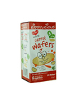 Kiddylicious Carrot Wafers 20g