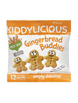 Kiddylicious Gingerbread Buddies 20gr