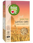 Big Oz Jumbo Oats 500g