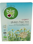Big Oz Gluten Free Mix Cereal 250gr (gf)