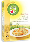 Big Oz Millet Flakes Cereal 500gr (gf)