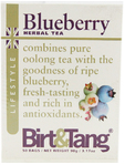 Birt & Tang Blueberry Herbal Tea X50t/b