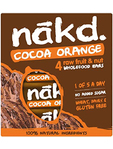 Nakd Cacao Orange 35g