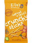 Ella's Kitchen Carrot & Lentil Crunchy Sticks 4x15g