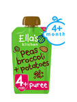 Ella's Peas Broccoli & Potatoes 120g