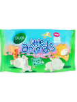 Pure Little Animals Travel Pack Wipes X60