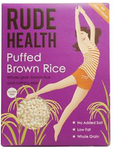 Rude Health Puffed Brown Rice Cereal (gf)