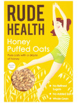 Rude Health Honey Puffed Oats 240gr (gf)