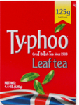 Ty-phoo Leaf Tea 125gr