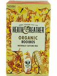 Heath & Heather Organic Rooibos Tea X20